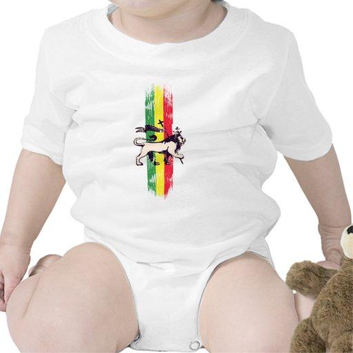 Leão do rei macacãozinho para bebês
