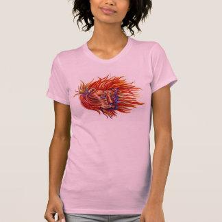 Leão do Vento-Fogo T-shirts