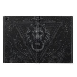 leão gótico escuro