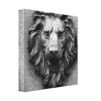 Leão principal dos leões de Aslan do impressão da