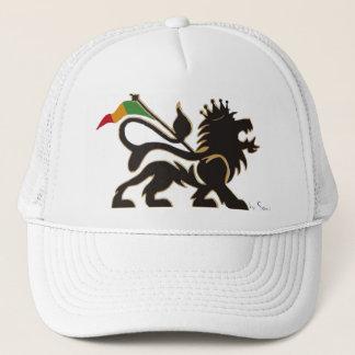 Leão Reggae Boné