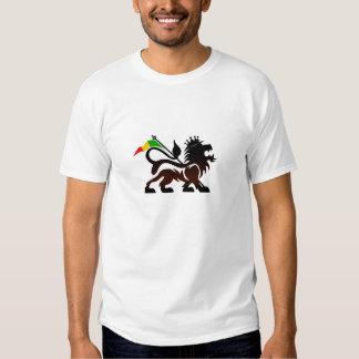 Leão secundário do Dub de Judah T-shirt