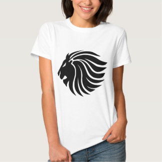 Leão tribal t-shirt