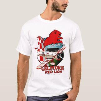 Leão vermelho Wedell Williams 44 de Gilmore Camiseta