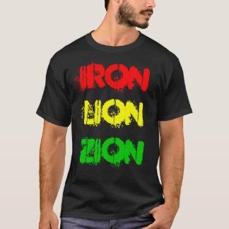 LEÃO ZION do FERRO (camisa) Camiseta