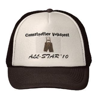 lederhosen, Cannstadtter Volksfest, '10 ALL-STAR Boné