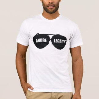 legado de andre camiseta