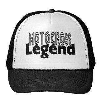 Legenda do motocross bone
