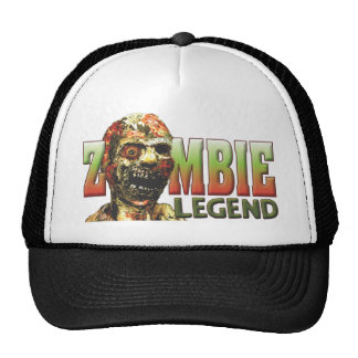 Legenda do zombi bonés