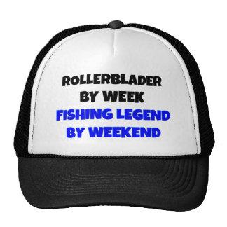 Legenda Rollerblader da pesca Boné