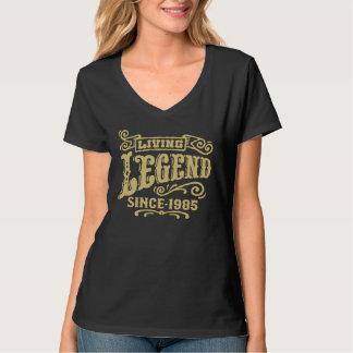 Legenda viva desde 1985 tshirt