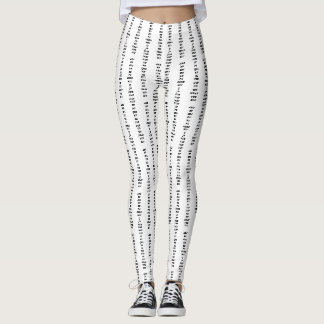 LEGGING ABC MÉDICO