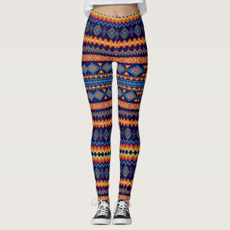 Legging African Love - Power yoga Ir