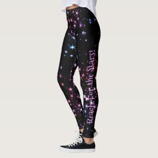 Legging Alcance para as estrelas