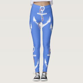 Legging Anchor's_Med-Blue_LEGGING'S_XS-XL