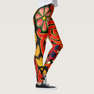 Legging anggi do batik
