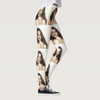 """Legging As caneleiras das mulheres da coleção das """"irmãs"""""""
