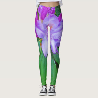 Legging Azálea Lilac-Colorida bonito