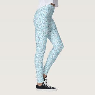 Legging Azul gelado
