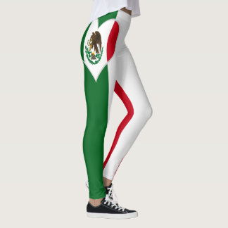Legging Bandeira de México