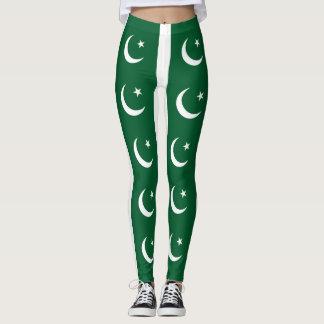 Legging Bandeira de Paquistão