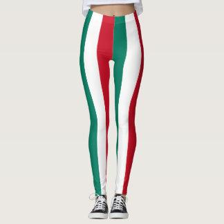 Legging Bandeira do italiano de Italia Italia