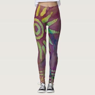 Legging Batik solar