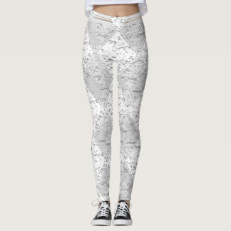 Legging Birch-Tree-Diamond's_Gray__LEGGING'S_XS-XL