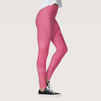 Legging Bolhas de Bubblegum
