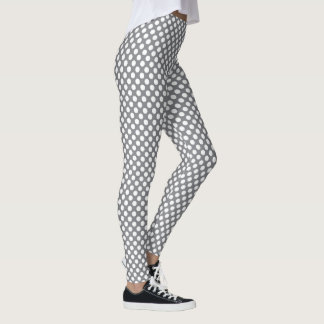 Legging Bolinhas do Sharkskin