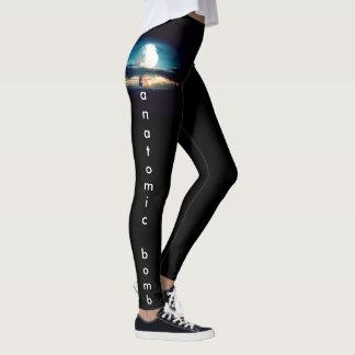 Legging bomba anatómica