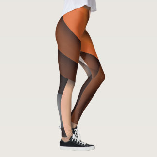 Legging BrownLayers