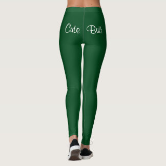 Legging Bumbum bonito 4Polly do dia de St Patrick