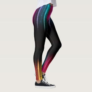 Legging Calças Running do exercício das mulheres das