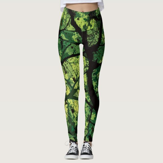 Legging Camouflage ( verde)