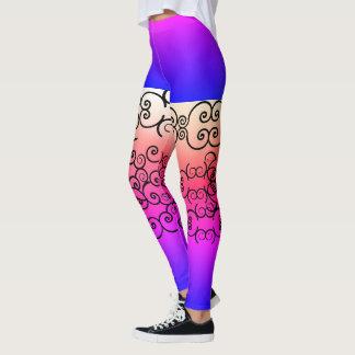 Legging Caneleiras à moda