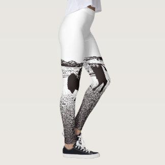 Legging Caneleiras ar livre