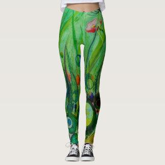 Legging Caneleiras coloridas