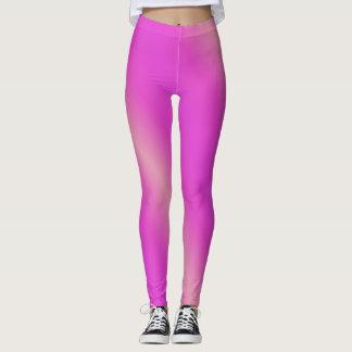 Legging Caneleiras cor-de-rosa do design