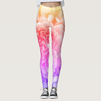Legging Caneleiras cor-de-rosa Multicoloured