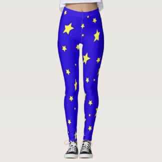 Legging Caneleiras da estrela