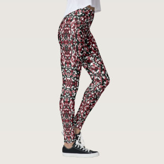 Legging Caneleiras da forma do divertimento