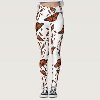 Legging Caneleiras da mistura do monarca (escolha a cor)