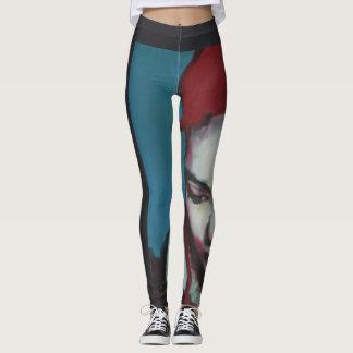 "Legging Caneleiras, ""dark2"" por Jennifer Baumeister"