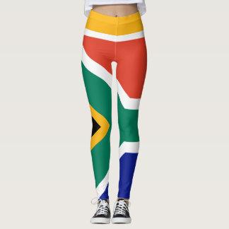 Legging Caneleiras de África do Sul