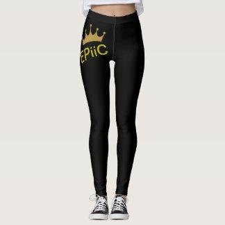 Legging Caneleiras de EPiiC