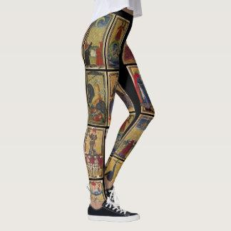 Legging Caneleiras de Gringonneur Tarot