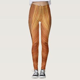 Legging Caneleiras de madeira