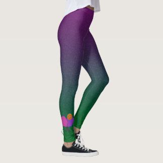 Legging Caneleiras de Pickleball