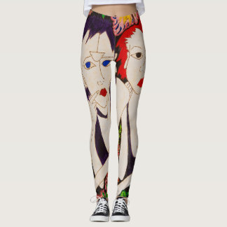 Legging Caneleiras de Zenobia